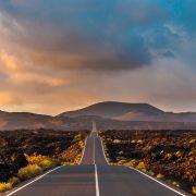 Carretera a Timanafaya