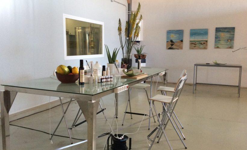 Rico Canarias – warsztaty Aloesa – 01
